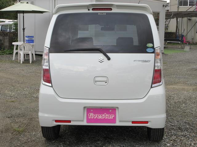 「スズキ」「ワゴンRスティングレー」「コンパクトカー」「熊本県」の中古車4
