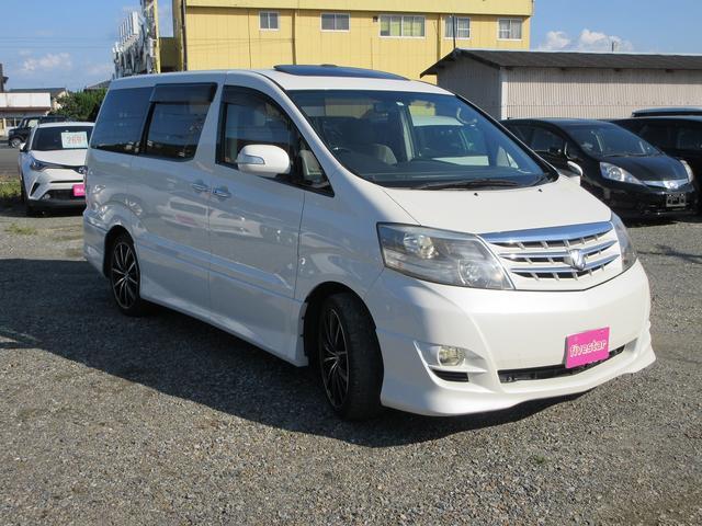 「トヨタ」「アルファード」「ミニバン・ワンボックス」「熊本県」の中古車24