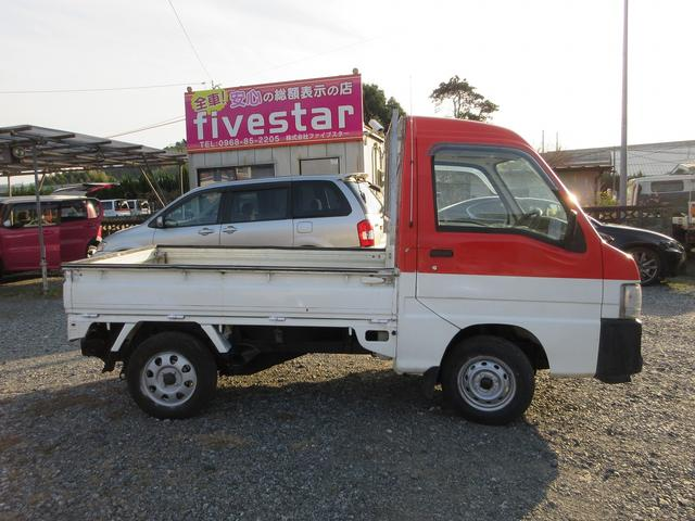 「スバル」「サンバートラック」「トラック」「熊本県」の中古車14