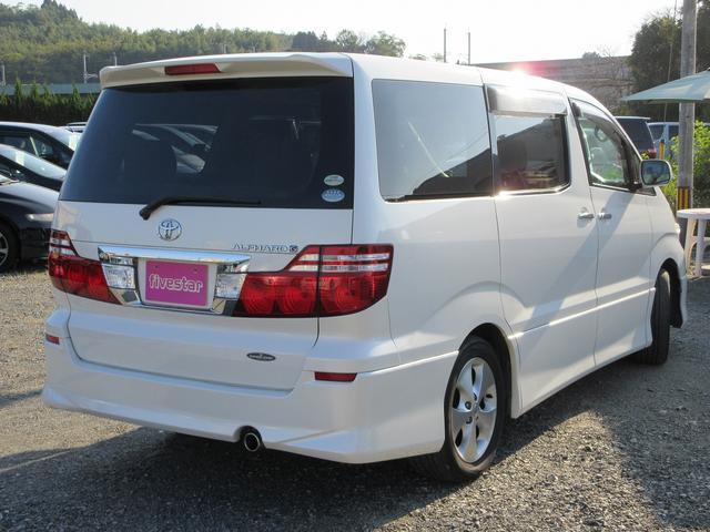 「トヨタ」「アルファード」「ミニバン・ワンボックス」「熊本県」の中古車2
