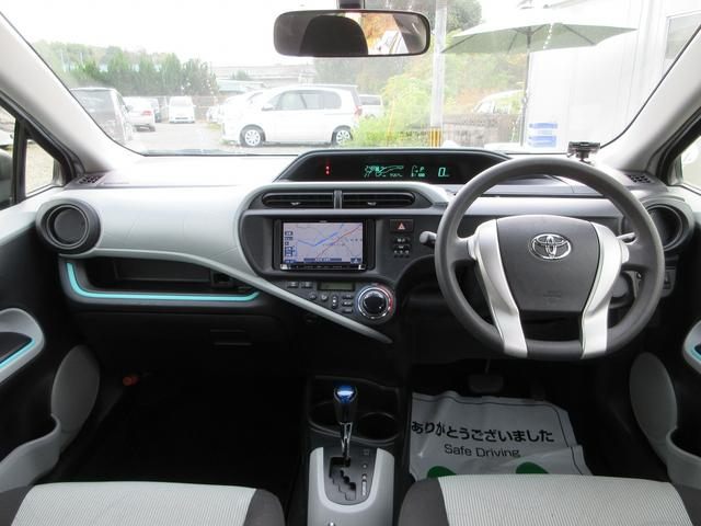 「トヨタ」「アクア」「コンパクトカー」「熊本県」の中古車5