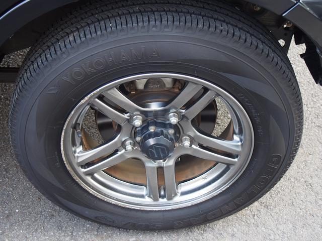 スズキ ジムニー クロスアドベンチャー 背面タイヤ エアバッグ ABS