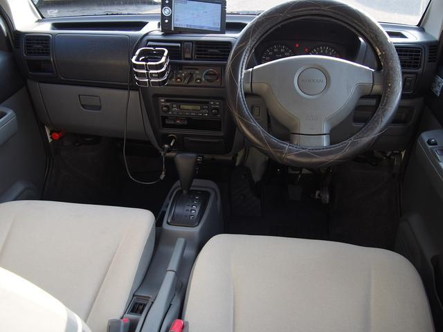 日産 クリッパーリオ E エアバッグ ABS CD キーレス エアコン