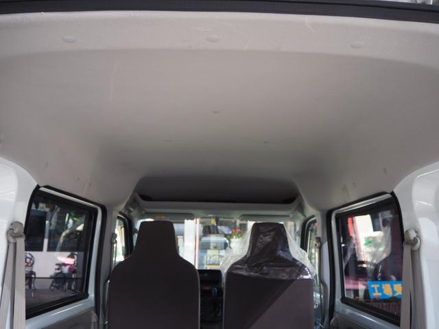DX 禁煙車 エアバッグ パワーステアリング エアコン 両側スライドドア 純正FMAMラジオ(14枚目)