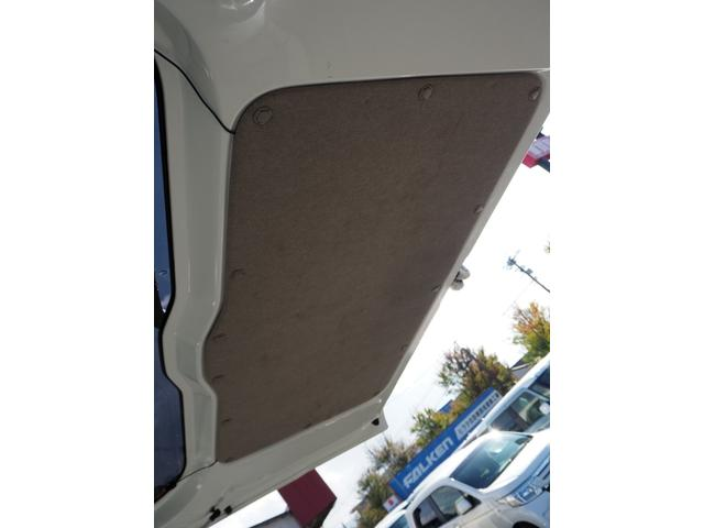 DX 禁煙車 エアバッグ パワーステアリング エアコン 両側スライドドア 純正FMAMラジオ(18枚目)