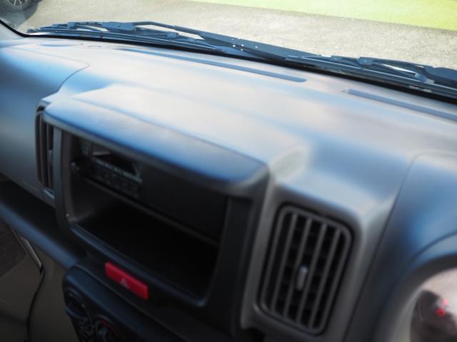 DX 禁煙車 エアバッグ パワーステアリング エアコン 両側スライドドア 純正FMAMラジオ(32枚目)