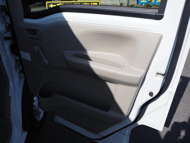 PA 禁煙車 オートマチック パワーステアリング エアコン 両側スライドドア 集中ドアロック 両側スライドドア 働くハコバン 車検整備付き(16枚目)