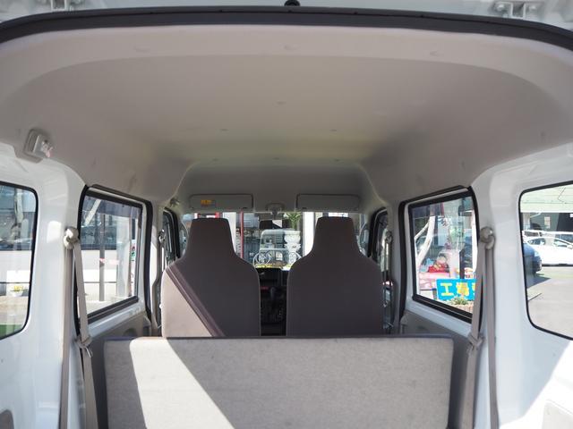 PA 禁煙車 オートマチック パワーステアリング エアコン 両側スライドドア 集中ドアロック 両側スライドドア 働くハコバン 車検整備付き(26枚目)
