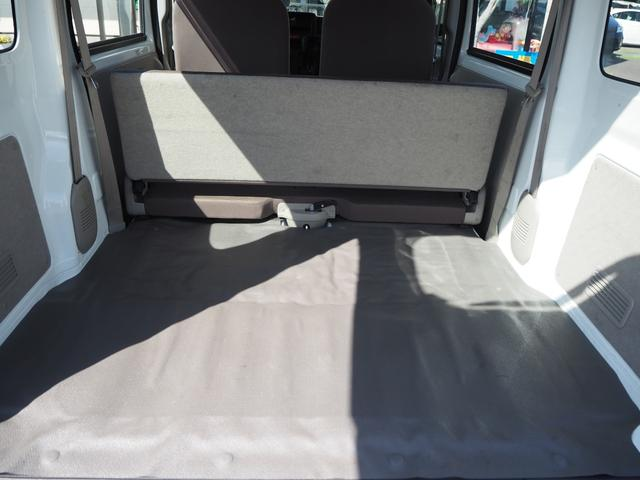 PA 禁煙車 オートマチック パワーステアリング エアコン 両側スライドドア 集中ドアロック 両側スライドドア 働くハコバン 車検整備付き(27枚目)