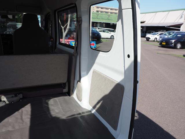 PA 禁煙車 オートマチック パワーステアリング エアコン 両側スライドドア 集中ドアロック 両側スライドドア 働くハコバン 車検整備付き(29枚目)