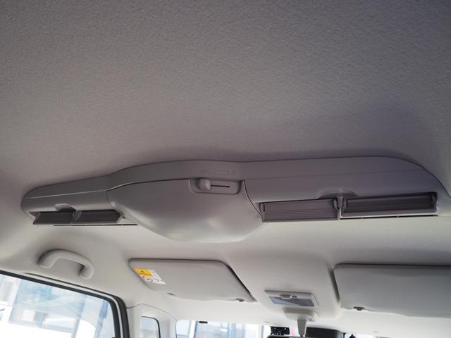 ハイブリッドX 禁煙車 ドラレコ衝突被害軽減システム ブルートゥース対応ナビTV サイドエアバッグ 両側電動スライドドア シートヒーター バニティミラー アイドリングストップ プッシュスターター ETC(23枚目)
