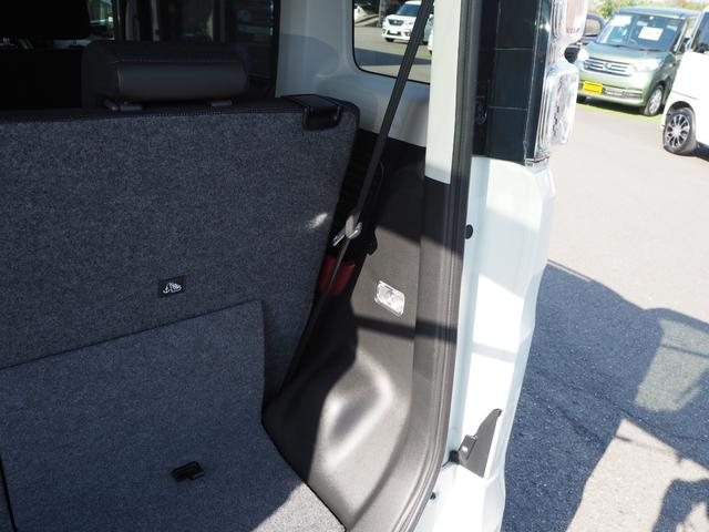 ハイブリッドX 禁煙車 ドラレコ衝突被害軽減システム ブルートゥース対応ナビTV サイドエアバッグ 両側電動スライドドア シートヒーター バニティミラー アイドリングストップ プッシュスターター ETC(31枚目)
