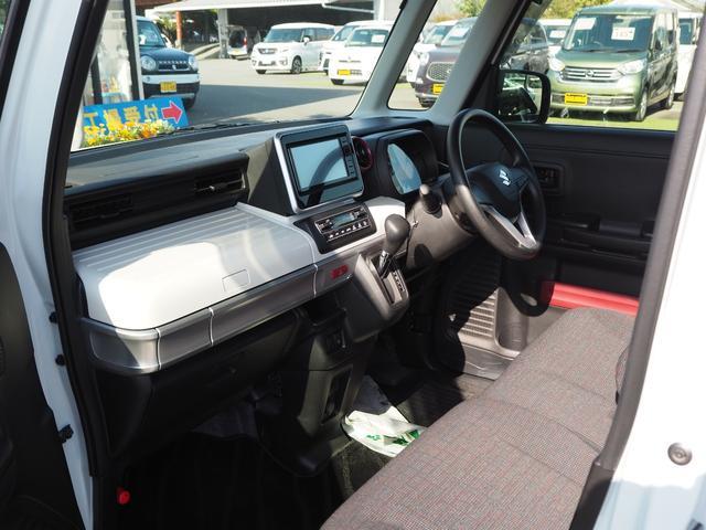 ハイブリッドX 禁煙車 ドラレコ衝突被害軽減システム ブルートゥース対応ナビTV サイドエアバッグ 両側電動スライドドア シートヒーター バニティミラー アイドリングストップ プッシュスターター ETC(44枚目)