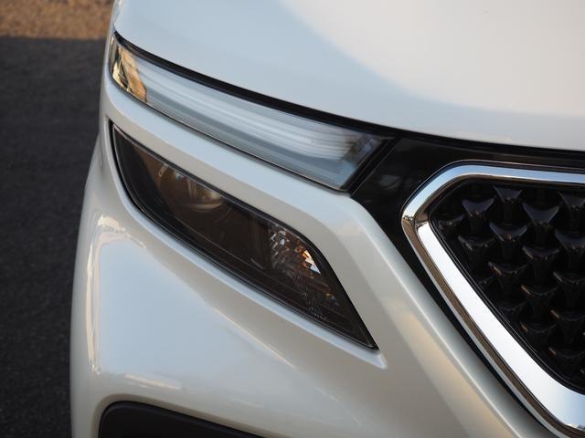 ハイブリッドMV 登録済未使用車 両側電動スライドドア デュアルカメラブレーキ LEDヘッドライト 純正アルミホイール エンジンプッシュスタート シートヒーター バニティミラー(3枚目)