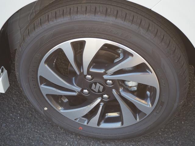 ハイブリッドMV 登録済未使用車 両側電動スライドドア デュアルカメラブレーキ LEDヘッドライト 純正アルミホイール エンジンプッシュスタート シートヒーター バニティミラー(10枚目)
