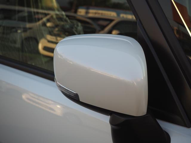 ハイブリッドMV 登録済未使用車 両側電動スライドドア デュアルカメラブレーキ LEDヘッドライト 純正アルミホイール エンジンプッシュスタート シートヒーター バニティミラー(11枚目)