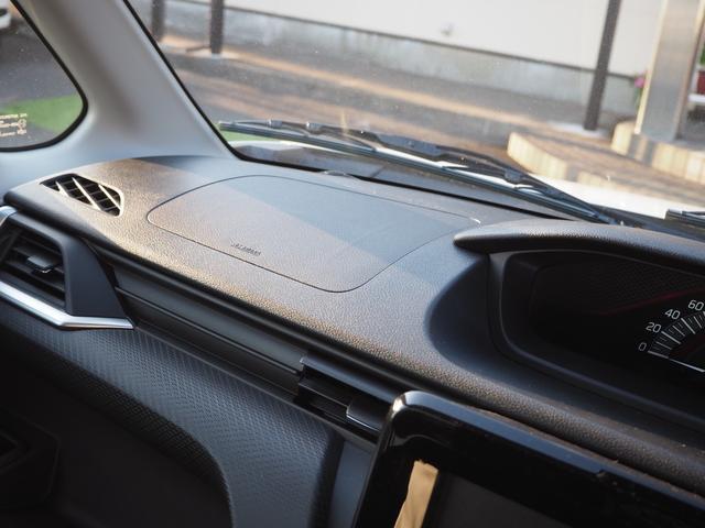 ハイブリッドMV 登録済未使用車 両側電動スライドドア デュアルカメラブレーキ LEDヘッドライト 純正アルミホイール エンジンプッシュスタート シートヒーター バニティミラー(61枚目)