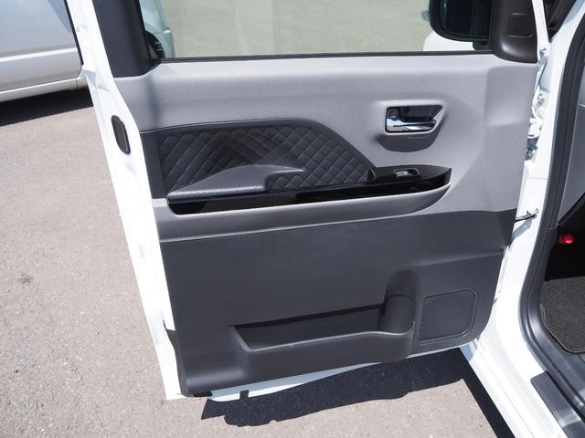カスタムXセレクション 禁煙車 両側電動スライドドア 衝突被害軽減ブレーキサポート オートライト プッシュスターター LEDライト バニティミラー アームレスト シートヒーター(43枚目)