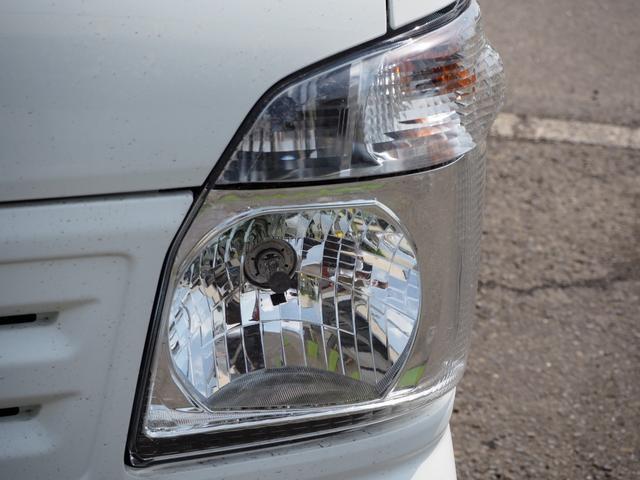 KCエアコン・パワステ 届出済未使用車 4輪駆動 エアバッグ ABS 純正FMAMラジオ 3方開き スペアキー メーカー保証付き(5枚目)