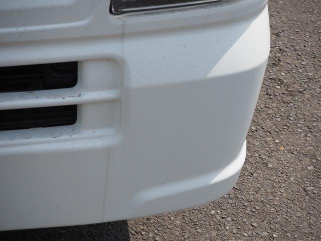 KCエアコン・パワステ 届出済未使用車 4輪駆動 エアバッグ ABS 純正FMAMラジオ 3方開き スペアキー メーカー保証付き(6枚目)