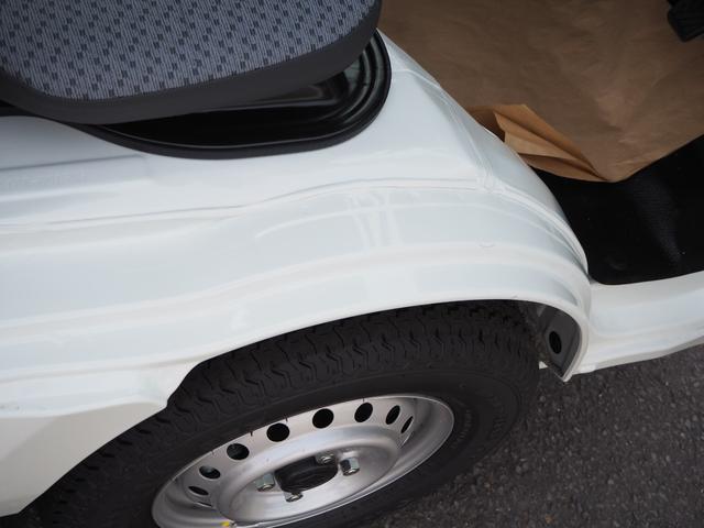 KCエアコン・パワステ 届出済未使用車 4輪駆動 エアバッグ ABS 純正FMAMラジオ 3方開き スペアキー メーカー保証付き(14枚目)