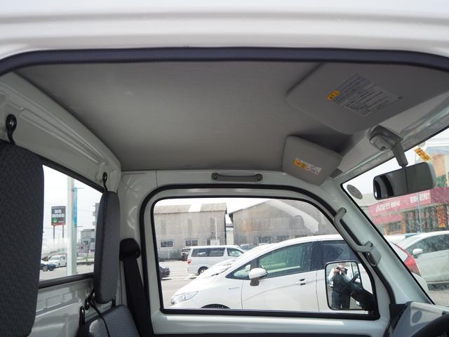 KCエアコン・パワステ 届出済未使用車 4輪駆動 エアバッグ ABS 純正FMAMラジオ 3方開き スペアキー メーカー保証付き(15枚目)