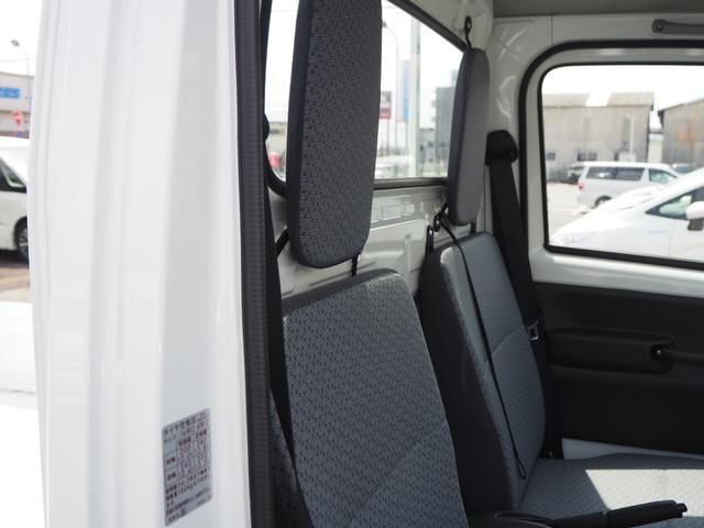 KCエアコン・パワステ 届出済未使用車 4輪駆動 エアバッグ ABS 純正FMAMラジオ 3方開き スペアキー メーカー保証付き(16枚目)
