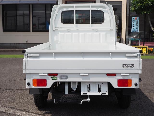 KCエアコン・パワステ 届出済未使用車 4輪駆動 エアバッグ ABS 純正FMAMラジオ 3方開き スペアキー メーカー保証付き(19枚目)