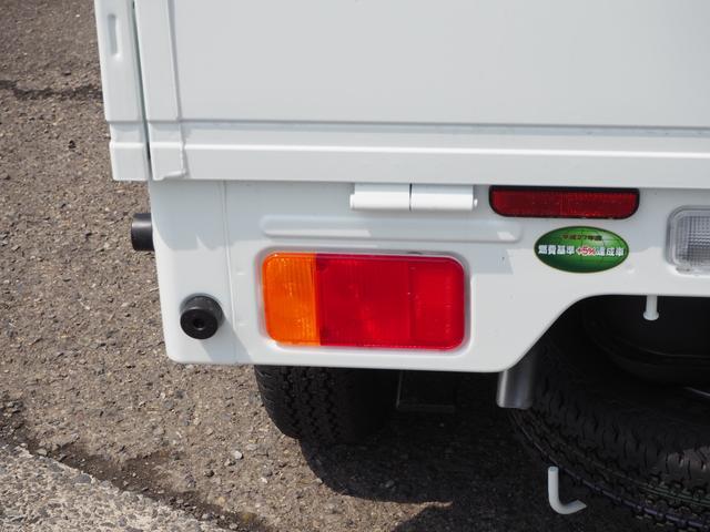 KCエアコン・パワステ 届出済未使用車 4輪駆動 エアバッグ ABS 純正FMAMラジオ 3方開き スペアキー メーカー保証付き(20枚目)