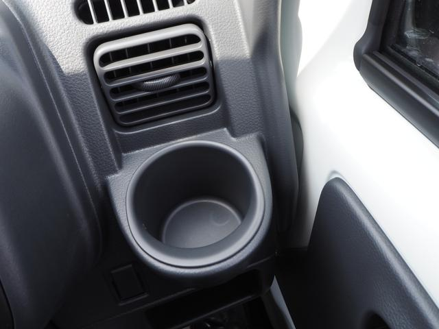 KCエアコン・パワステ 届出済未使用車 4輪駆動 エアバッグ ABS 純正FMAMラジオ 3方開き スペアキー メーカー保証付き(41枚目)