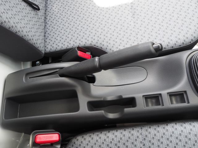KCエアコン・パワステ 届出済未使用車 4輪駆動 エアバッグ ABS 純正FMAMラジオ 3方開き スペアキー メーカー保証付き(43枚目)