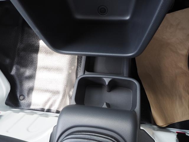 KCエアコン・パワステ 届出済未使用車 4輪駆動 エアバッグ ABS 純正FMAMラジオ 3方開き スペアキー メーカー保証付き(44枚目)