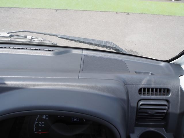 KCエアコン・パワステ 届出済未使用車 4輪駆動 エアバッグ ABS 純正FMAMラジオ 3方開き スペアキー メーカー保証付き(46枚目)