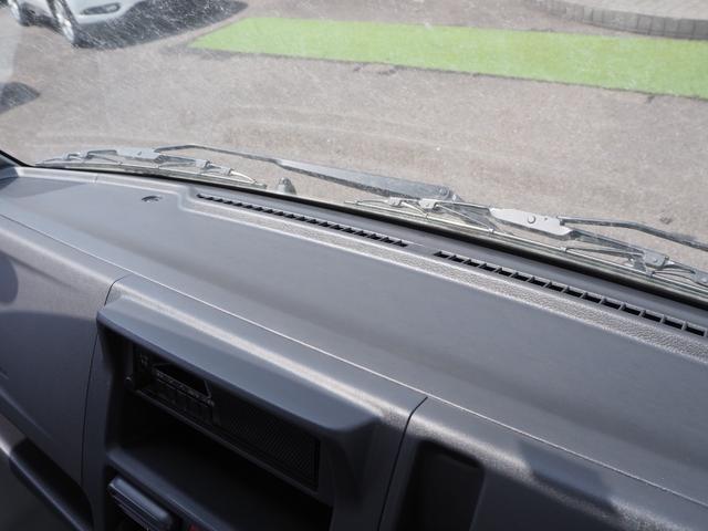 KCエアコン・パワステ 届出済未使用車 4輪駆動 エアバッグ ABS 純正FMAMラジオ 3方開き スペアキー メーカー保証付き(47枚目)