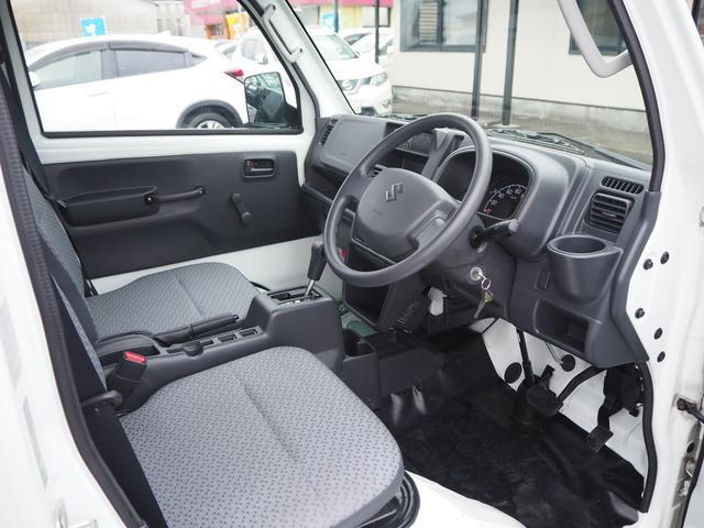 KCエアコン・パワステ 禁煙車 エアバッグ ABS オートマチック パワステ エアコン 3方開き 純正ラジオ 車検整備付き 保証付き(14枚目)