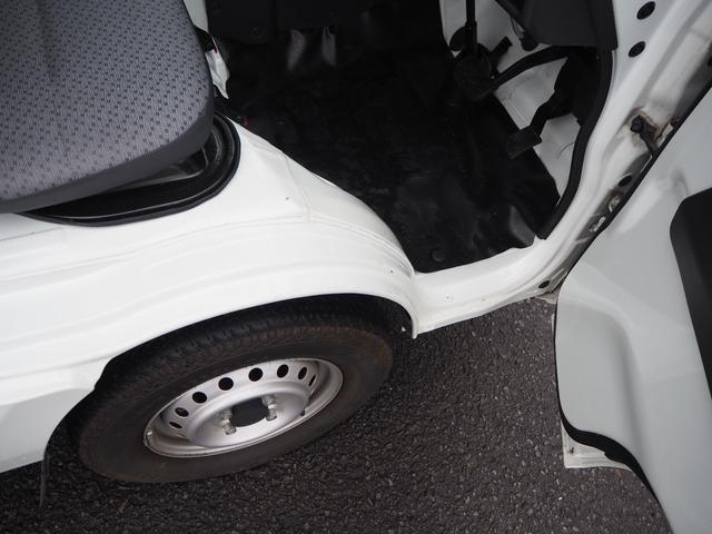 KCエアコン・パワステ 禁煙車 エアバッグ ABS オートマチック パワステ エアコン 3方開き 純正ラジオ 車検整備付き 保証付き(16枚目)