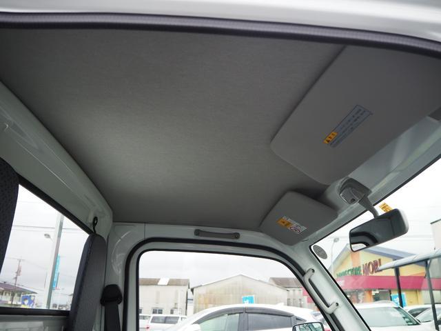 KCエアコン・パワステ 禁煙車 エアバッグ ABS オートマチック パワステ エアコン 3方開き 純正ラジオ 車検整備付き 保証付き(19枚目)