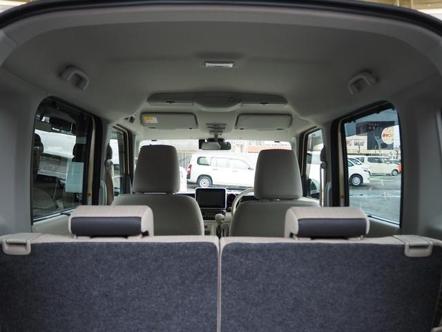 ハイブリッドX 禁煙車 ドラレコ 衝突被害軽減システム USB対応ナビTV サイドエアバッグ 両側電動スライドドア シートヒーター バニティミラー アイドリングストップ プッシュスターター(29枚目)