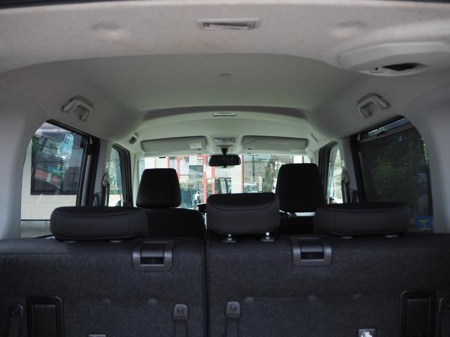 カスタムG 禁煙車 新品ナビTV ブルートゥース対応 USB対応 DVD再生 SD録音 オートクルーズ オートライト 電動格納ドアミラー バニティミラー エアロ アルミホイル(26枚目)