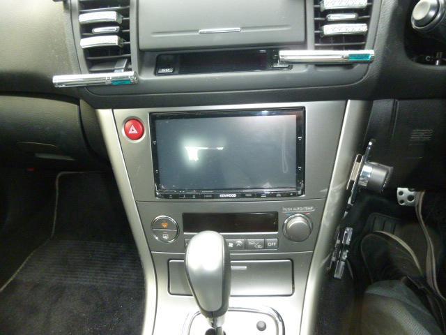 スバル レガシィツーリングワゴン 2.0R Bスポーツ 4WD ナビ TV