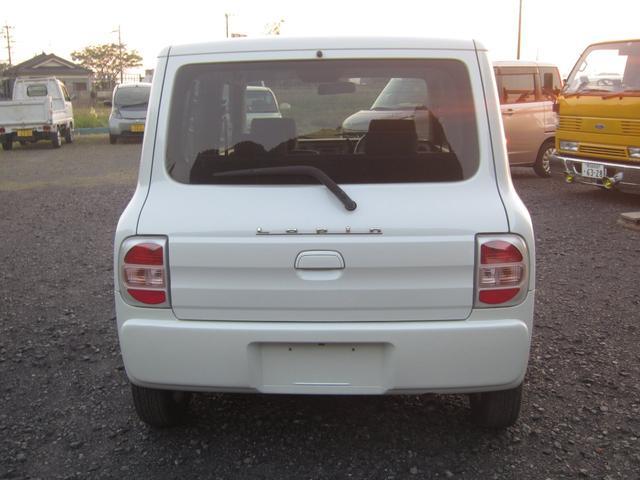 スズキ アルトラパン ホワイトアルミ CD キーレス ベンチシート 新品タイヤ付き