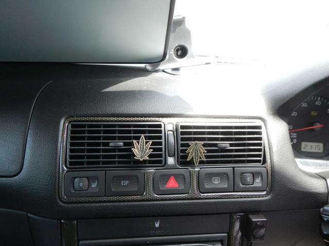 フォルクスワーゲン VW ゴルフワゴン GLi 社外AW ETC キーレス レザーシート