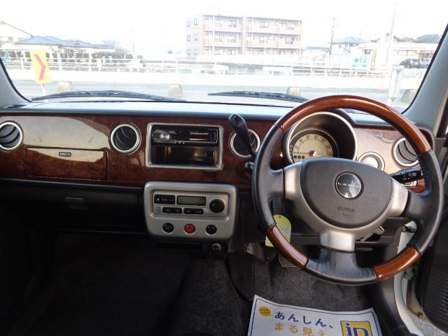 スズキ アルトラパン L 社外CD フォグライト 純正13インチアルミホイール