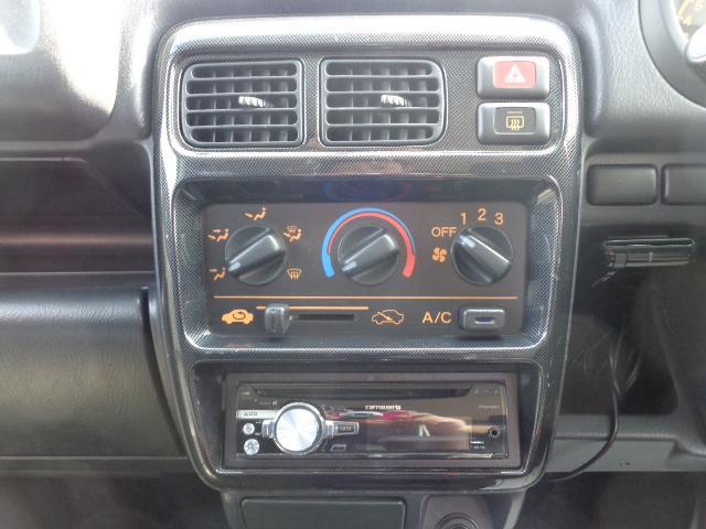 ホンダ バモス ターボ ETC キーレス CD 両側スライドドア