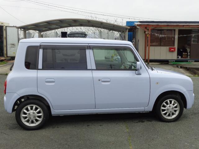 「スズキ」「アルトラパン」「軽自動車」「熊本県」の中古車4