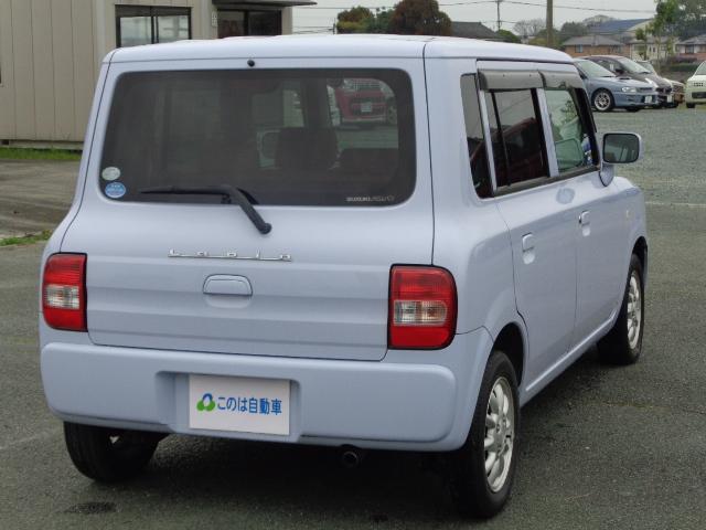 「スズキ」「アルトラパン」「軽自動車」「熊本県」の中古車5