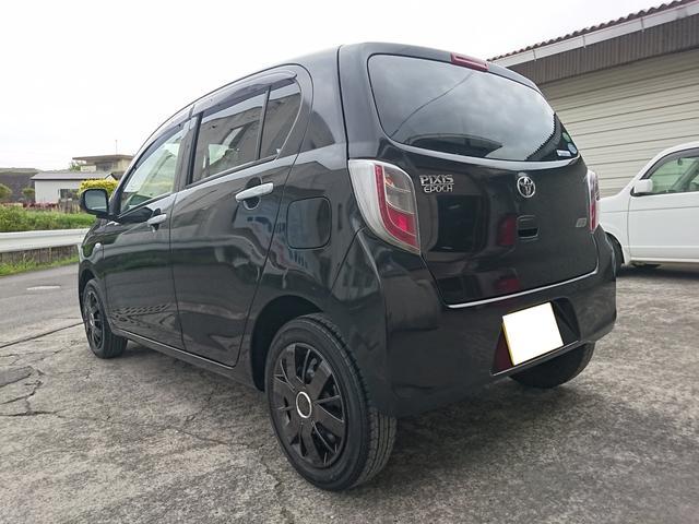 トヨタ ピクシスエポック X エコアイドル 外装磨き仕上 ガラス撥水 1年保証付