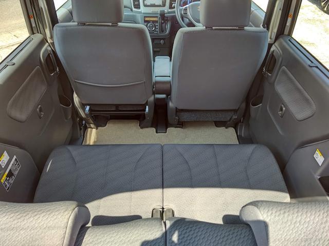 Xリミテッド 1年保証付 レーダーブレーキ アイドリングストップ 両側パワースライドドア シートヒーター(12枚目)