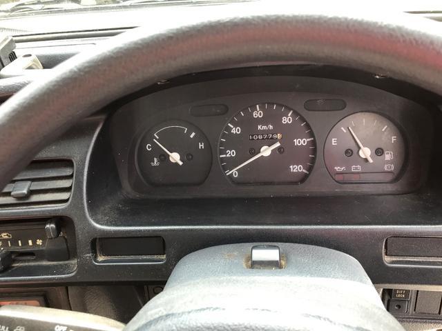 スズキ キャリイトラック 4WD