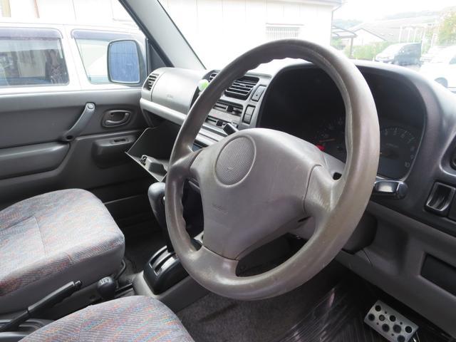 XC 4WD 2インチリフトアップ 社外アルミホイール(6枚目)